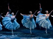 Snowflakes - The Nutcracker - Nevada Ballet Theatre
